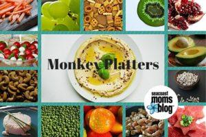 MONKEY PLATTERS - TITLE