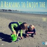 10 Reasons to Enjoy the Beach Before the Summer Rush