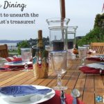 Outdoor Dining: A Mom's Quest to Unearth the Best of the Seacoast