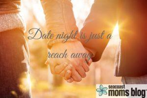 Mini date: date night just a reach away