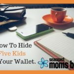 How To Hide Five Kids In Your Wallet–Trimming the Household Budget