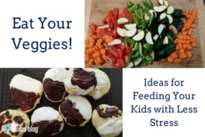 Eat your Veggies! Ideas for Feeding Your Kids With Less Stress