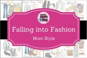 Four looks for fall, mom style at its easiest