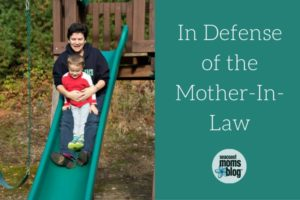 In Defense of the Mother-In-Law