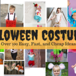 Your Guide to Creating Halloween Costumes on the Easy, Fast, and Cheap