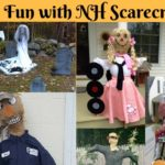 Scarecrows Pop Up in New Hampshire Towns This Fall