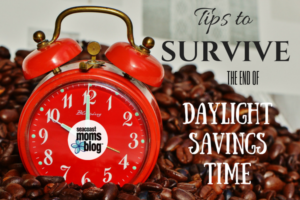 Tips to Survive the End of Daylight Savings Time