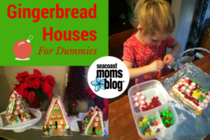 Gingerbread Houses for Dummies