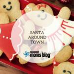 Santa Sightings Around the Seacoast