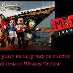 Steer your Family out of Winter and onto a Disney Cruise