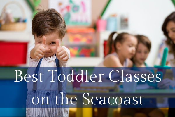 Toddler Classes on the Seacoast
