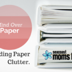 Ending Paper Clutter–It's Mind Over Paper