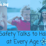 4 Safety Talks To Have At Every Age: Let's Talk Sex, Drugs, Guns And Strangers