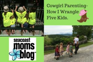 Cowgirl Parenting-How I Wrangle Five Kids.