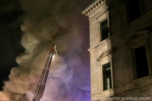 State Street Saloon Fire
