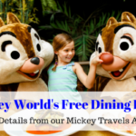 Disney World's Free Dining Plan: 2017 Details from Our Mickey Travels Agent