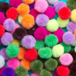 DIY Toddler Toys – Why Pom Poms are My Greatest Investment