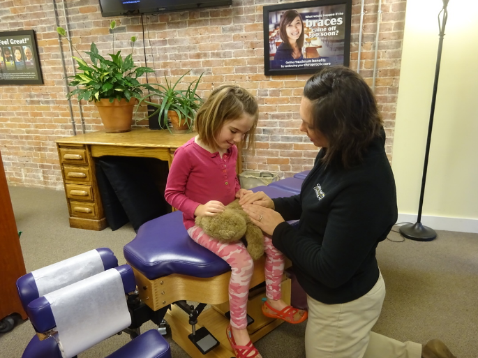 choosing the right chiropractor for your family can help you all be healthier