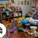 How To Clean Out The Playroom Clutter In Five Easy Steps