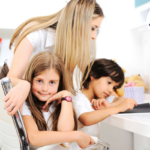 Homework Time: Ways to Unwind and Set Your Kids Up For Success