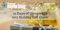 12 Days of Giveaways 2017 Holiday Gift Guide_Featured Image