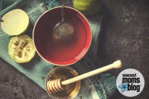 tea over juice design
