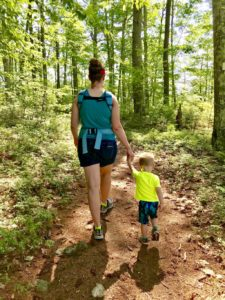 Toddler-friendly Seacoast Nature Walks - Winnie the Pooh trail