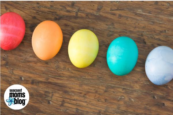 Scaling back Easter