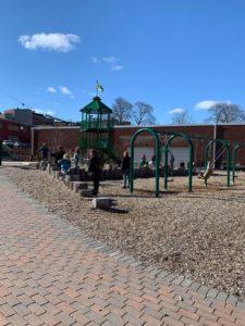 Seacoast playgrounds