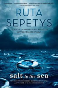 Best Young Adult Fictions for everyone - Salt to the Sea