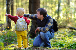 toddler-friendly seacoast nature walks