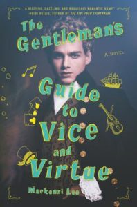 Best Young Adult Fictions - The Gentleman's Guide to Vice and Virtue