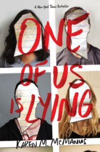 Best YA Lit for everyone - One of Us is Lying