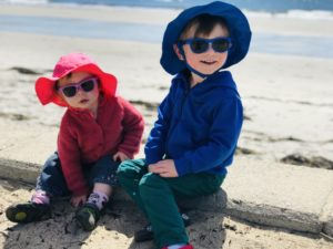 kids in mini shades - must-have products for active toddlers