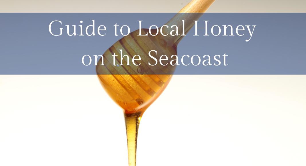 Local Honey on the Seacoast