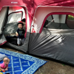 3 Secrets for Successful Tent Camping with Babies and Toddlers