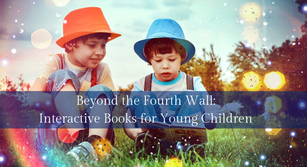 interactive books for young children