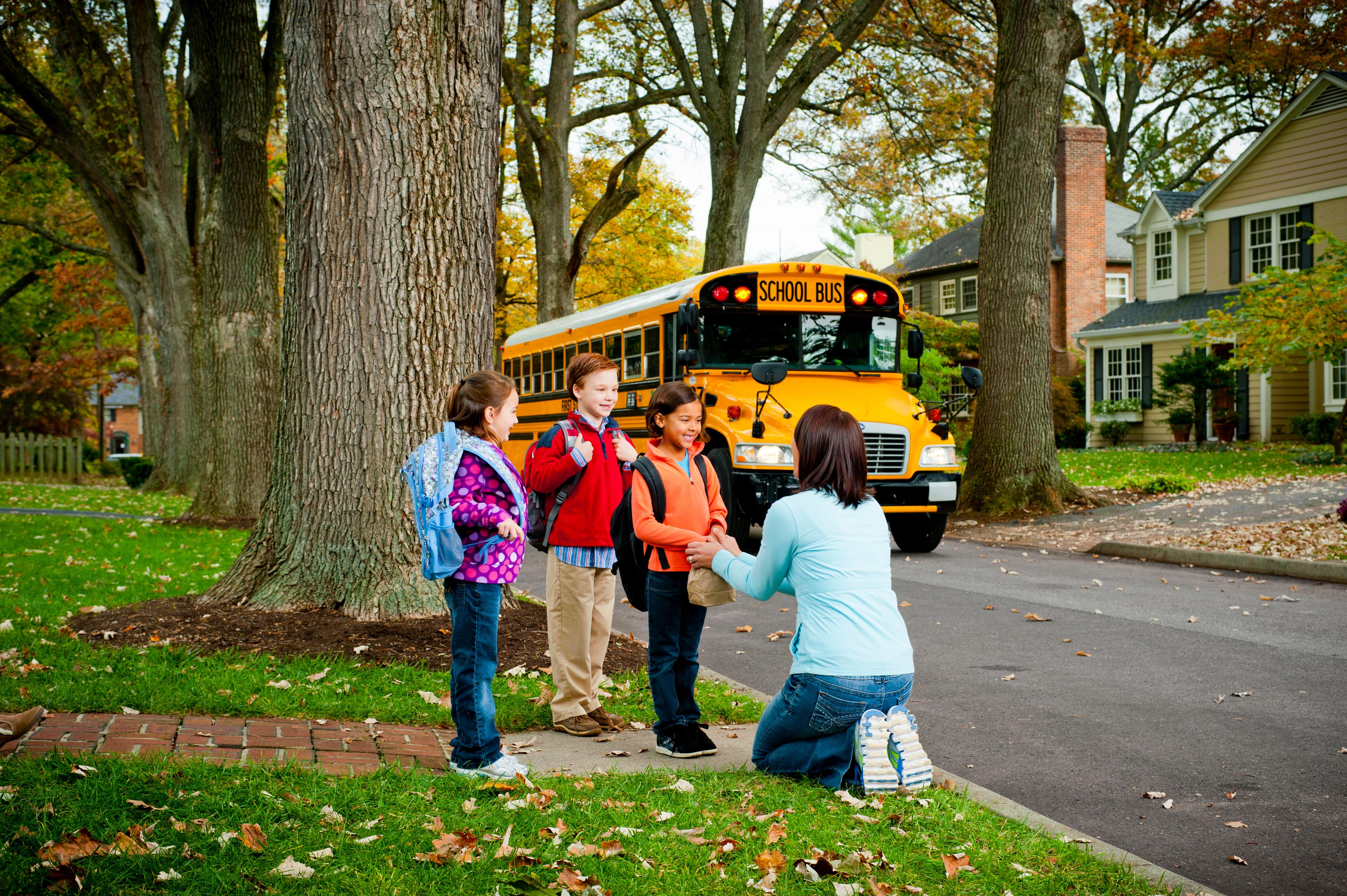 Helping Kindergartners love riding the bus