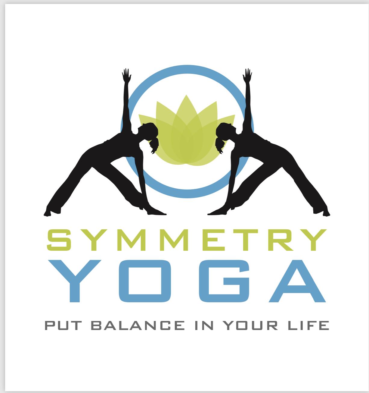 Symmetry yoga studio seacoast