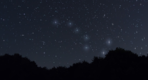 big dipper - visible when Seacoast stargazing