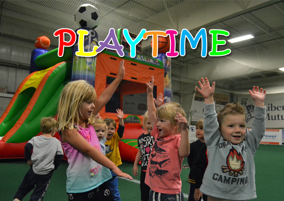 Seacoast United Indoor Play Place on the Seacoast