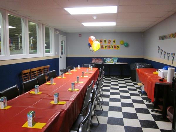 Seacoast United Birthday Party Locations on the SEacoast