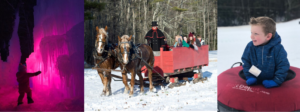 family friendly winter activities on the Seacoast