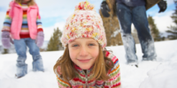 kids outdoor activities on the seacoast