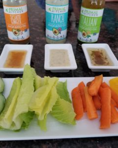 dipping sauces and veggies - ideas for getting kids to eat vegetables