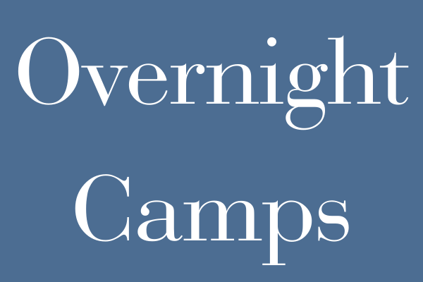 overnight camps list of seacoast summer camps