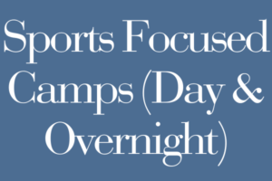 list of summer camps in the Seacoast