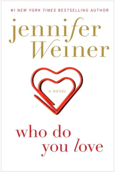 who do you love tops my list of books to read while trapped inside my house