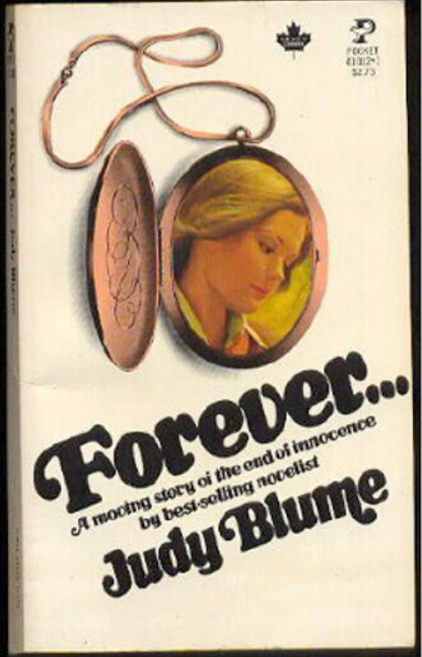 Forever by Judy Blume - racy book list