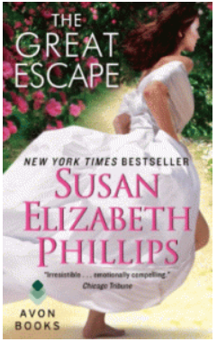 this reading list would not be complete without susan elizabeth phillips
